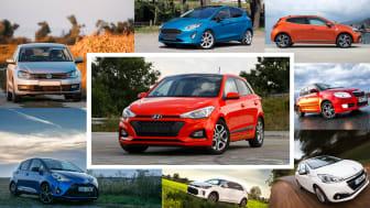 TCO-kalkyl: Billigaste begagnade småbilen att äga