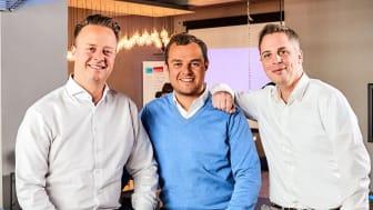 dmexco board 2018 - Christoph Werner, Dominik Matyka, Philipp Hilbig - @dmexco