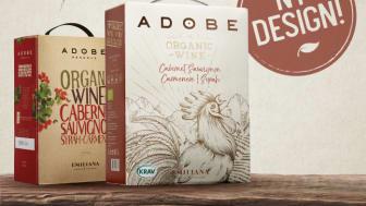 Adobe bag-in-box i nya kläder