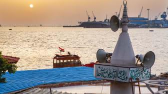 Blockerad Suez-kanal påverkar strömpriserna // Veckans kommentar om elmarknaden v. 12