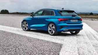 Attraktive priser på den nye Audi A3