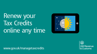 Only one week left to renew tax credits