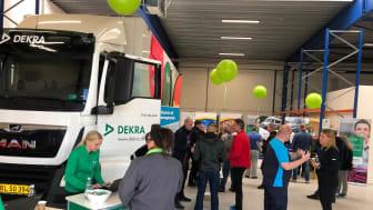 Billede fra jobmesse i Køge, efterår 2018