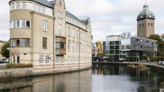 Fullt hus i Viskaholm – Nordea sist in bland de nya hyresgästerna