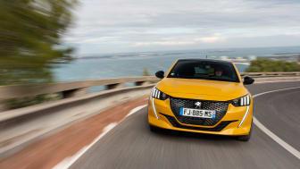 Den nye Peugeot 208 - Car of the Year 2020