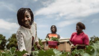 SOS Barnbyar och Hemköp samarbetar kring hållbar matproduktion