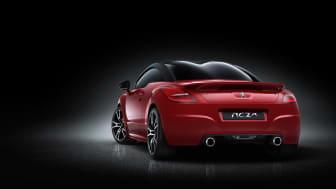 RCZ R: prestanda och effektivitet från Peugeot Sport
