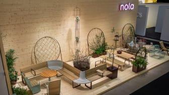 Nola, Stockholm Furniture Fair 2019
