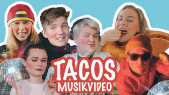 VI KÄKAR TACO - feat. Therese, Margaux, Sekelius & Freddie