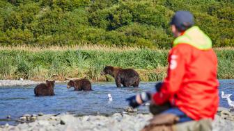 Hurtigruten Expeditions Donates 1% of each Alaskan Booking During Earth Week to Protect Alaskan Wildlife