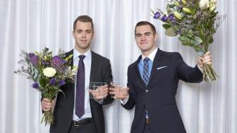 Full pott för KTH-studenter i årets Stora FM-priset