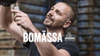 Björn Christiernsson gästar årets Bomässa på lördag och ska lära besökarna att gjuta i betong.