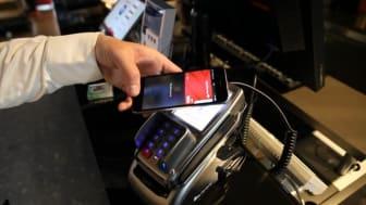 Nordic Choice Hotels först i Norden med Apple Pay
