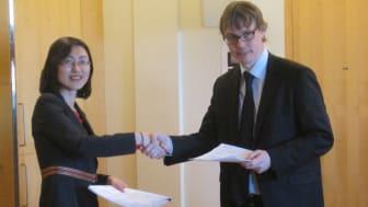 NSC Sweden, Göteborg vann Tullverkets upphandling om mobila röntgenutrustningar