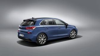 Hyundais nye i30 får verdenspremiere i Paris