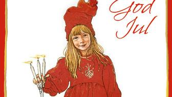 Julkort Carl Larsson, 69 kr