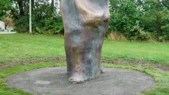 Barnens skulpturpark - Tankekraften (stående)
