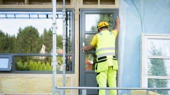 DROPPER OPPGRADERING: For få kombinerer rehabilitering med energioppgradering.