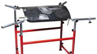 Ergonomiskt svetsbord från Verktygsboden – Svetsning utan att stå böjd