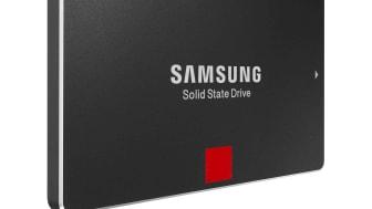Samsung presenterar ny SSD med 3D V-NAND