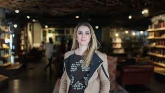 Dijana Ribac på Deichman Stovner.