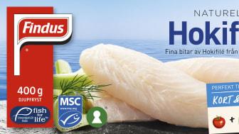 All Findus vildfångad fisk ska vara MSC-märkt senast 2012