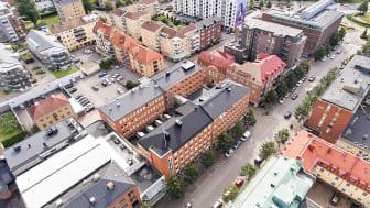 Pulsen Fastigheter förvärvar ytterligare fastighet i centrala Borås
