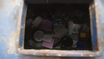 Lidköping: Beslut om anslutningsavgift för bredband och behållare på återvinningsstationerna