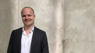 Comfort Hotel Västerås slår upp dörrarna i februari 2018 med Fredrik Elfgren som hotelldirektör