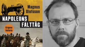 Initierad skildring av Napoleons uppgång och fall — nu släpps tredje titeln i serie om krigens historia