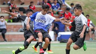 Epson Singapore Cup - Match Shot 1