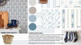 Trend 4 2018: Traditionell Tendens