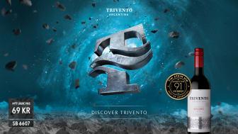 Trivento Malbec – både prisbelönt och prissänkt