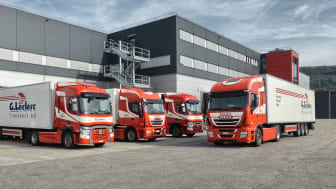G. Leclerc Transport AG's entire fleet (200 tractor units and 160 semi-trailers) is equipped with telematics from idem telematics.