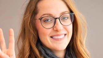 Susanna Zsoter, Ehrenfelix-Preisträgerin 2020.
