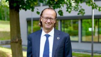 Jan Erik Saugestad, konserndirektør for kapitalforvaltning i Storebrand og administrerende direktør for Storebrand Asset Management.