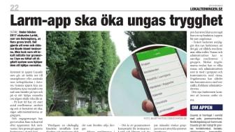 CoYards är med och ökar tryggheten för unga i Helsingborg