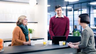 Suomen aktiivisin työpaikka on myös yksi Suomen innostavimmista työpaikoista