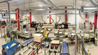 Jernbro hjälper Pelly Group med underhåll och flytt av maskiner. Bild: Jernbro