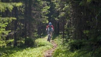 Bike in for Trysil Bike Arena