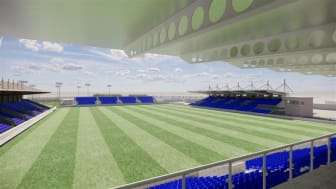 Have your say on the redevelopment of Ballymena Showgrounds