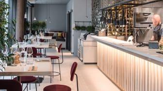 Nyöppnade Noot Nordik Kitchen på Östra Larmgatan.