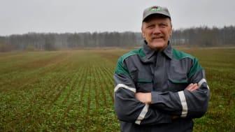 Solceller är ett klimatsmartval för Ronny Andersson