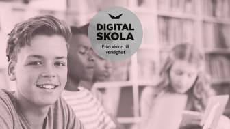 Ny bok visar skolbibliotekets potential i skolans utvecklingsarbete