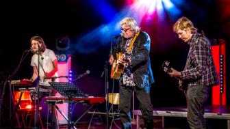 Musik i Svalbo: Ted Ström och söner