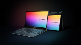 ASUS ZenBook Flip 13 with a new OLED panel display and 11th Gen Intel CPU & graphics