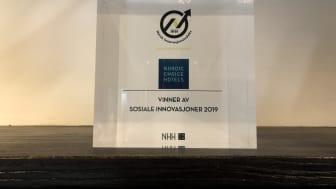 Nordic Choice Hotels er del av topp ti-listen over bedrifter kunder mener er en driver av positive samfunns- og miljøendringer.