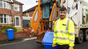 Tom Nolan, one of our many bin heroes.