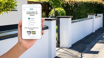 Finja Betong lanserar nytt digitalt verktyg för beräkning av material till trädgårdsmur