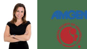 Sandra Eketorp Sylvan är specialist i onkologi och senior medicinsk rådgivare på Amgen.